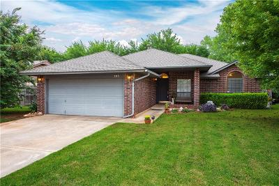 Noble Single Family Home For Sale: 505 Rolling Meadow Drive