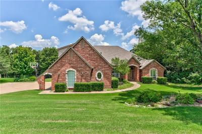 Edmond Single Family Home For Sale: 7250 Oakwood Creek Road