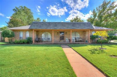 Oklahoma City Single Family Home For Sale: 2328 NW 113th Street