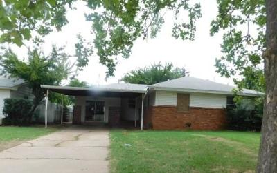 Oklahoma City Single Family Home For Sale: 2929 SW 52nd Place