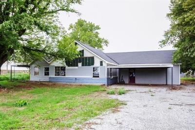 Chickasha Single Family Home For Sale: 623 County Road 1290