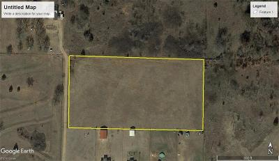 Blanchard Residential Lots & Land For Sale: Cheyenne Lane