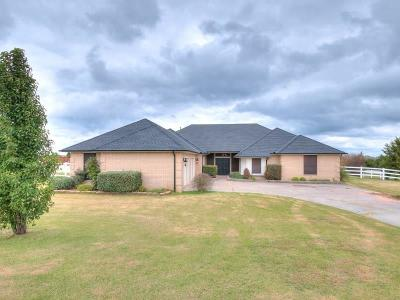 Blanchard OK Single Family Home For Sale: $289,000