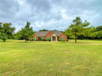 Blanchard OK Single Family Home For Sale: $256,000