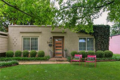Oklahoma City Single Family Home For Sale: 5408 N Military Avenue