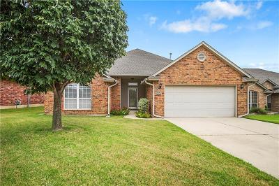 Moore Single Family Home For Sale: 1800 Jordan