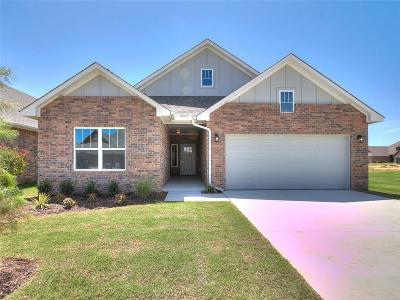 Choctaw Single Family Home For Sale: 12512 Shady Glen