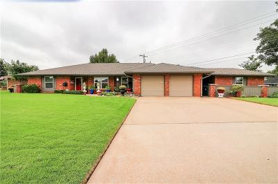 Oklahoma City Single Family Home For Sale: 4632 NW 70th Street
