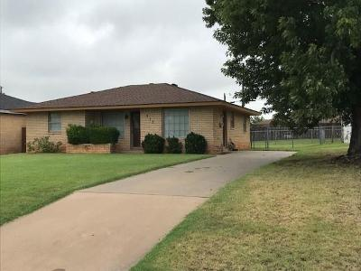 Weatherford Multi Family Home For Sale: 301 N 8th Street