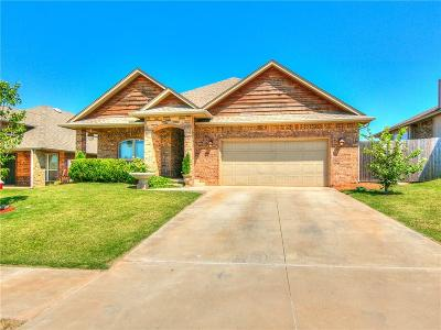 Oklahoma City Single Family Home For Sale: 8333 141st Circle