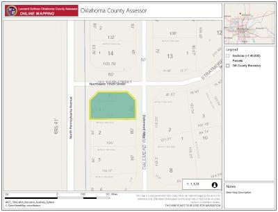 Oklahoma County Residential Lots & Land For Sale: 19517 Dalemead Way