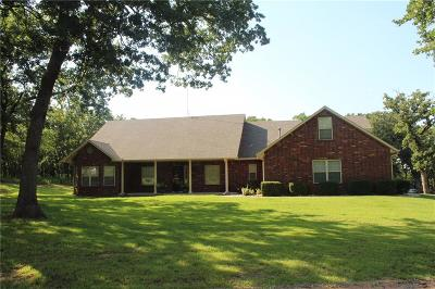 Shawnee Single Family Home For Sale: 38042 Cabin Trail