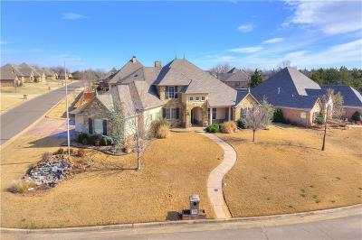 Choctaw Single Family Home For Sale: 2514 Red Oak Drive