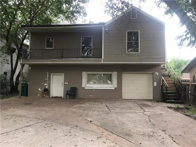 Oklahoma City Multi Family Home For Sale: 2014 NW 26th Street