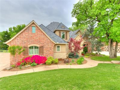 Edmond Single Family Home For Sale: 540 Celtic Court