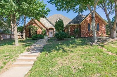 Edmond Single Family Home For Sale: 1209 Wild Plum Court