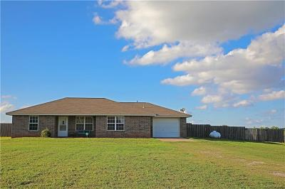 Blanchard OK Single Family Home For Sale: $150,000
