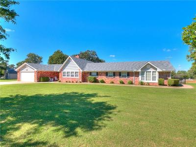 Blanchard Single Family Home For Sale: 4983 Quail Ridge Road