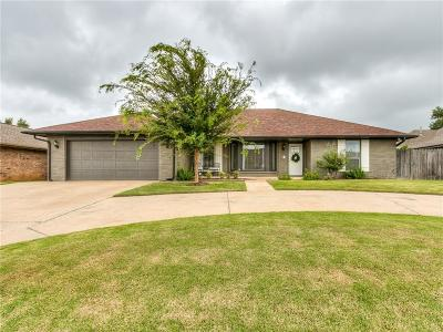 Oklahoma City Single Family Home For Sale: 609 SW 104th Place
