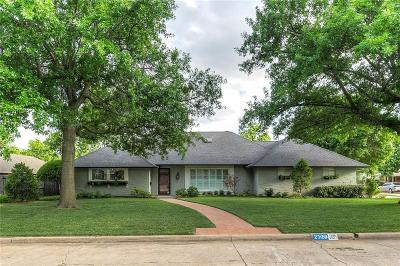 Oklahoma City Single Family Home For Sale: 2720 NW 56th Street