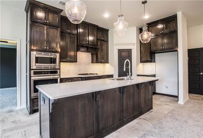 Yukon Single Family Home For Sale: 517 Frisco Ridge Road