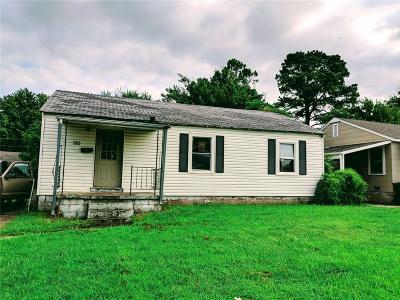 Midwest City Single Family Home For Sale: 303 E Grumman Street
