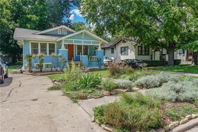 Norman Single Family Home For Sale: 916 Miller
