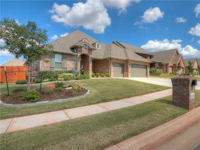 Edmond Single Family Home For Sale: 19540 Rambling Creek Drive