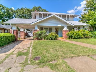 Oklahoma City Single Family Home For Sale: 1209 NW 44th