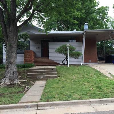 Rental For Rent: 2908 N Harvey Parkway
