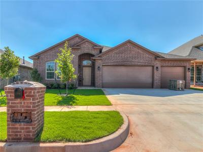 Mustang Single Family Home For Sale: 3613 Sadie Drive