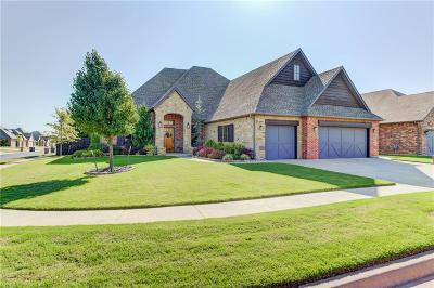 Edmond OK Single Family Home For Sale: $399,900