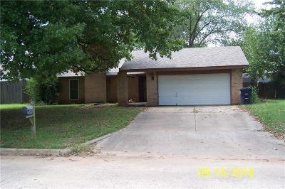 Shawnee Single Family Home For Sale: 10 N Gilpin