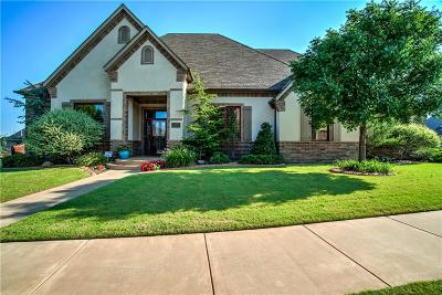 Edmond Single Family Home For Sale: 16628 Little Leaf