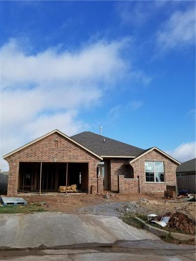 Moore Single Family Home For Sale: 813 Blue Ridge