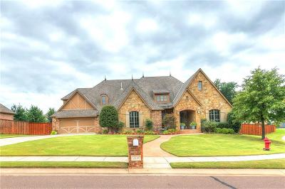 Edmond OK Single Family Home For Sale: $649,500