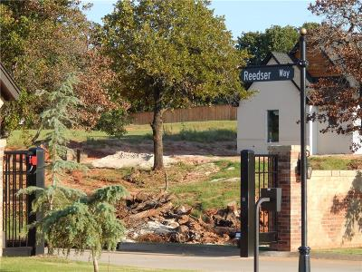 Oklahoma County Residential Lots & Land For Sale: Reedser Way