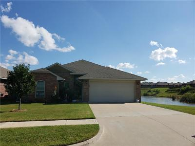 Midwest City Single Family Home For Sale: 10822 Turtle Back Drive