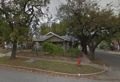 Oklahoma City Single Family Home For Sale: 1954 NW 12th Street