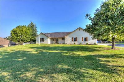 Choctaw OK Single Family Home Sold: $330,000