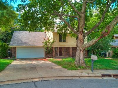 Edmond Single Family Home For Sale: 701 Quail Ridge Road
