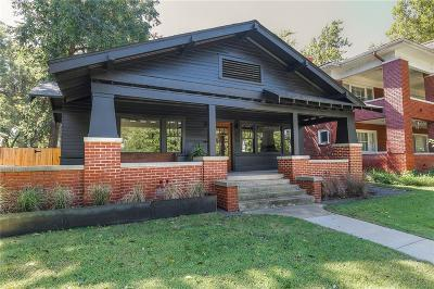 Oklahoma City Single Family Home For Sale: 624 NW 18th Street