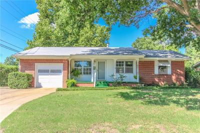 Norman Single Family Home For Sale: 1727 Caddell Lane