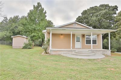 Choctaw Single Family Home For Sale: 2425 S Peebly Road