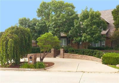 Edmond Single Family Home For Sale: 909 Gleneagles