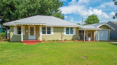 Single Family Home For Sale: 6119 NW 49th Street