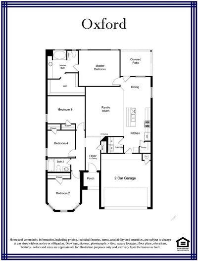 Oklahoma County Single Family Home For Sale: 14708 Rambling Creek Circle