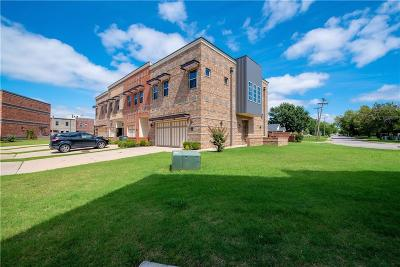 Edmond Condo/Townhouse For Sale: 521 S Fretz Avenue