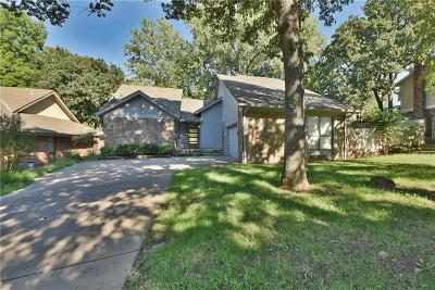 Edmond Single Family Home For Sale: 908 Dover Drive