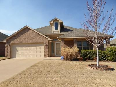 Oklahoma County Rental For Rent: 2205 NW 194th Terrace